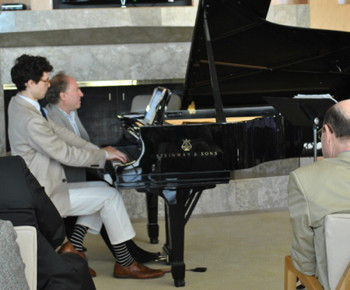 LACO - Jeffrey Kahane performs