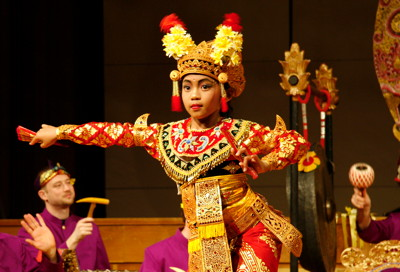 World Music Fest - Gamelan