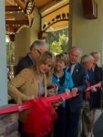 LA Zoo carousel ribbon cutting