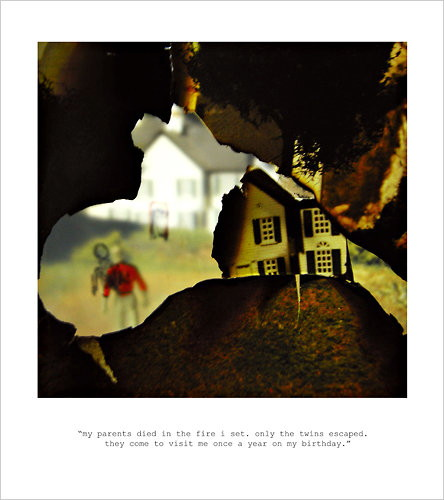 Home Sweet Home postcard – ArtsBeatLA