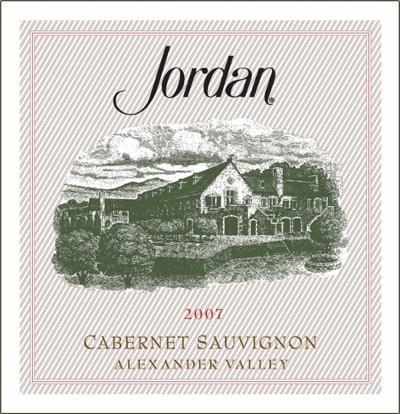 Jordan Cabernet Sauvignon 2007