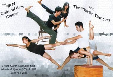 Martin-Dancers