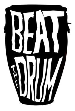 beat the drum logo