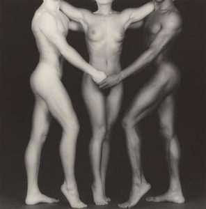 Ken and Lydia and Tyler, negative 1985; print 2004. The J. Paul Getty Trust and the David Geffen Foundation. © Robert Mapplethorpe Foundation