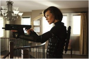 Rez Evil Retribution - 2