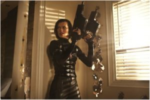 Rez Evil Retribution - MJ