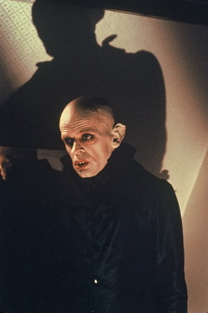 Klaus Kinski - Nosferatu.