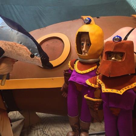 20,000 Leagues - Tears of Joy - Nemo and  - Image by Jason Miranda