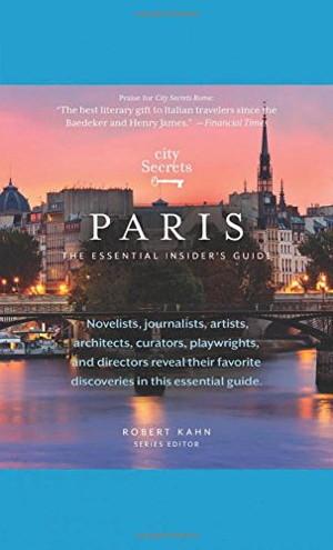 City Secrets Paris cover