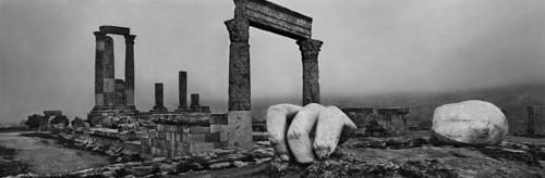 Josef Koudelka Czech, naturalized French, born 1938 Jordan, negative 2012; print 2013 Inkjet print Image: 68 x 208 cm (26 3/4 x 81 7/8 in.) Image courtesy of and © Josef Koudelka/Magnum Photos EX.2014.5.157