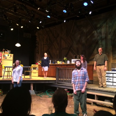 """Thieves"" curtain call."