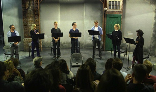 Australian Theatre Company reading