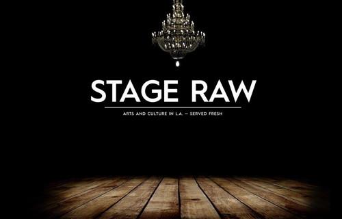 Stage Raw logo