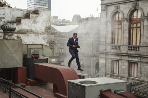 Spectre rooftop