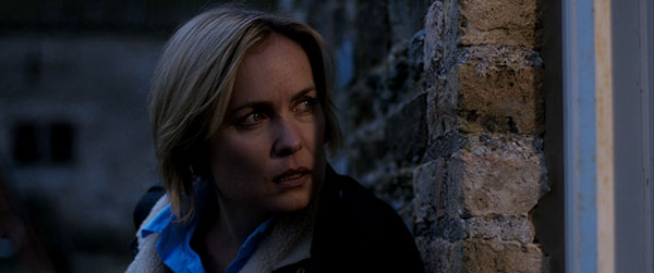 Radha Mitchell in Peter A. Dowling's 'Sacrifice.'