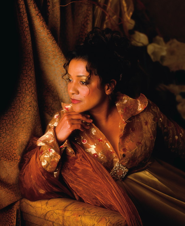 Kathleen Battle - photo credit Douglas Foulke.