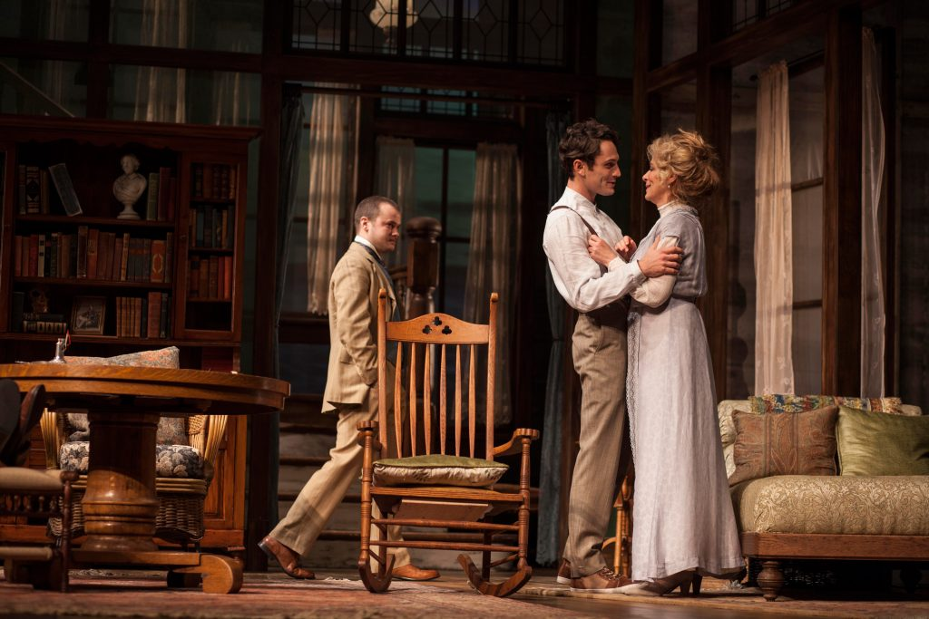 """Long Day's Journey Into Night"" at the Geffen"