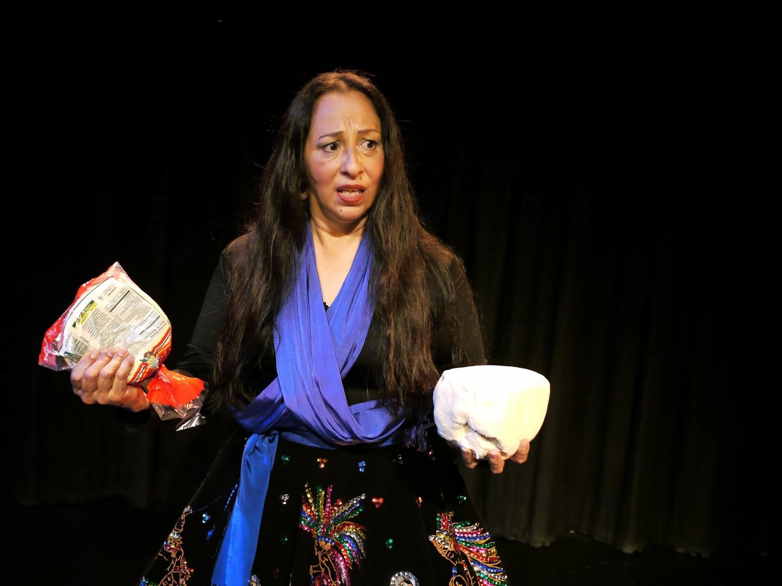 Photo courtesy of Los Angeles Women's Theatre Festival.