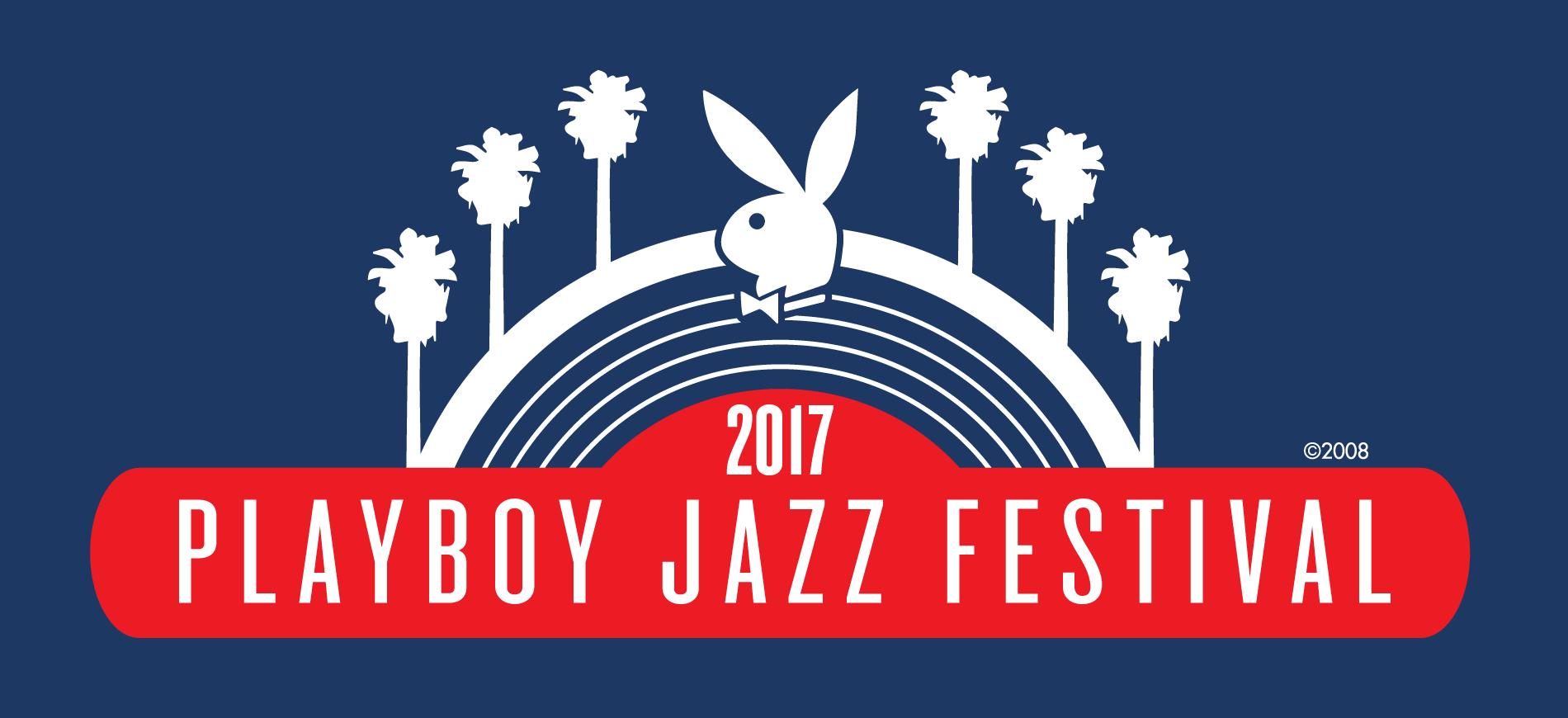 Playboy Jazz Fest 2017 banner