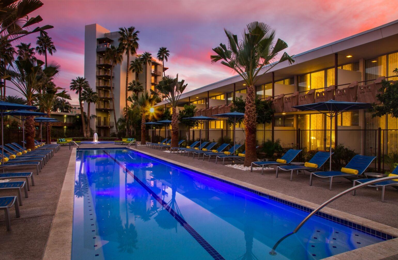 Hotel Valley Ho – Scottsdale Az – ArtsBeatLA
