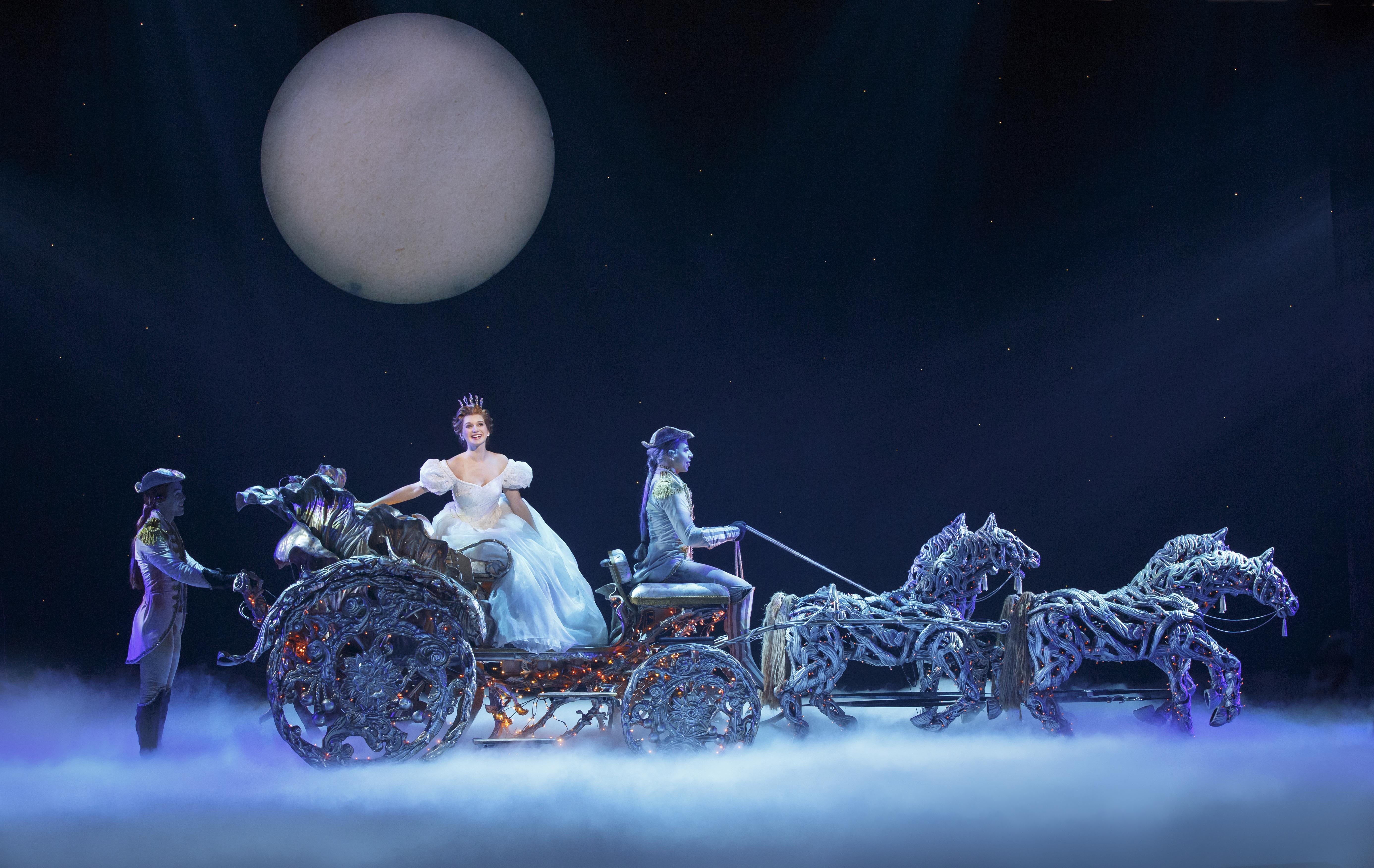 Rodgers Hammerstein s CINDERELLA s by Carol Rosegg