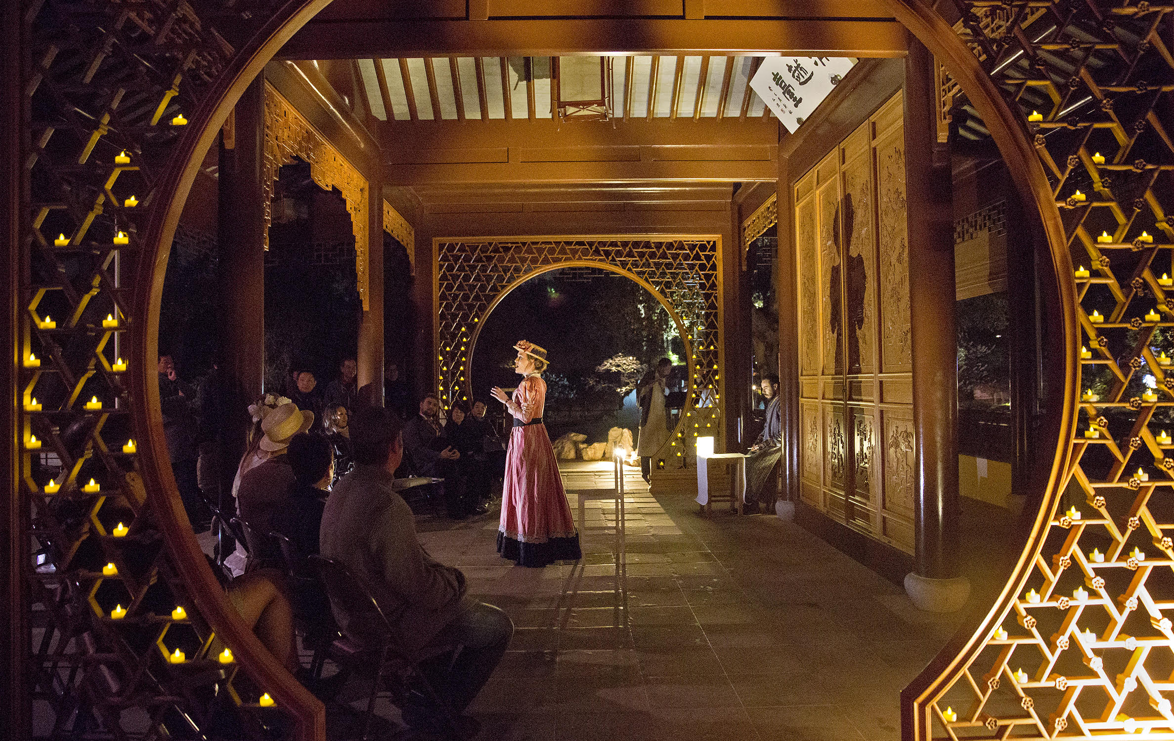"Nightwalk in the Chinese Garden"" – coming soon to The Huntington ..."