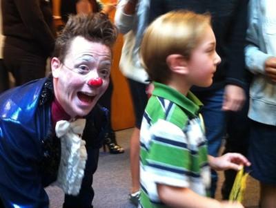 Funky Punks - Matt Morgan as Matty - kids