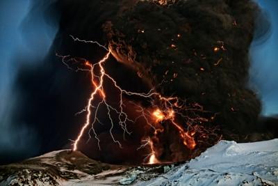 Eyjafjallajokull - photo by Lucas Jackson