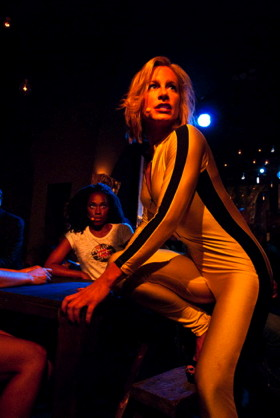 "Kill Bill (Lisa Datz, Kristolyn Lloyd). Photo courtesy of ""For the Record."""