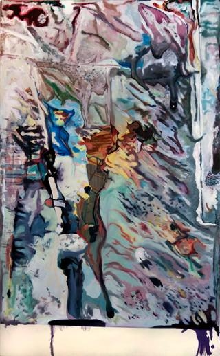"""Kandinsky's Bathmat"" © Rives Granade 2013"