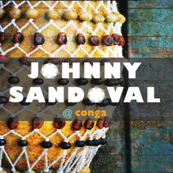 Johnny Sandoval - @ conga album cover