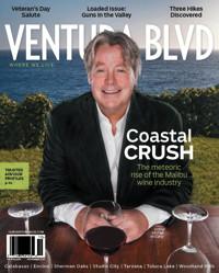 Ventura Blvd. November 2013 cover