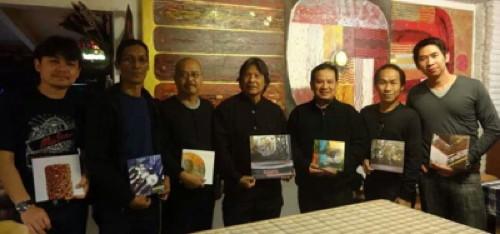 Thais at LA Artcore