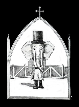 Elephant Man image by Wug Laku