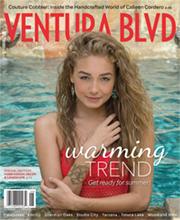 May-June issue of Ventura Blvd magazine, 2014