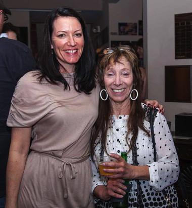 PAA & Deborah Klugman - cropped