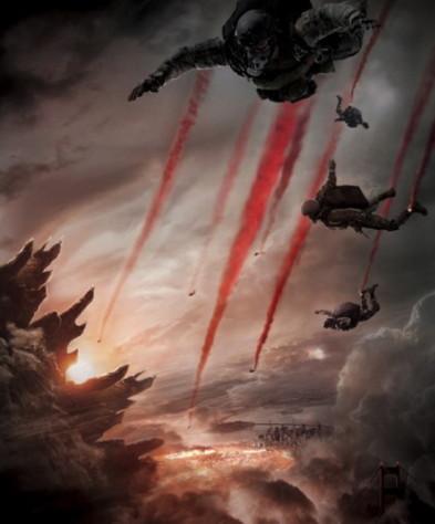 Godzilla 2014 - 1