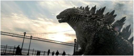 Godzilla 2014 - 2