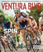 July issue of Ventura Blvd magazine, 2014