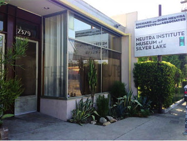 Neutra Institute Museum & Gallery