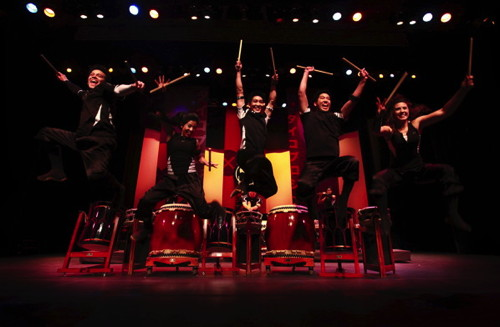 TAIKOPROJECT  - Photo by Soupy Bouasaysy.