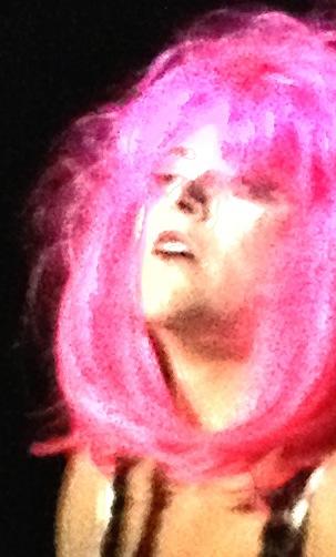 #aspellforfainting - Solo Performer/PJ: Gillian Chadsey.