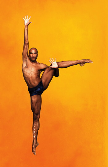 Alvin Ailey American Dance Theater.