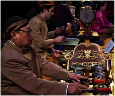 Cup of Java - gamelan