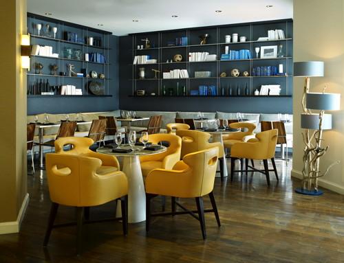 Longitude Dining Room, Le Méridien Delfina.