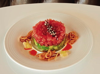 Hawaiian Tuna Tartare 2