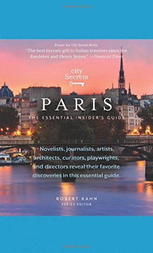 City Secrets Paris cover