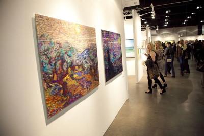 LA Art Show 2014 3