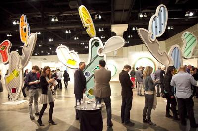 LA Art Show 2014 4
