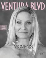 November issue of Ventura Blvd magazine, 2014